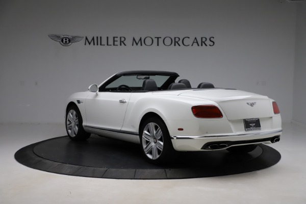 Used 2016 Bentley Continental GT V8 for sale $149,900 at Bentley Greenwich in Greenwich CT 06830 5