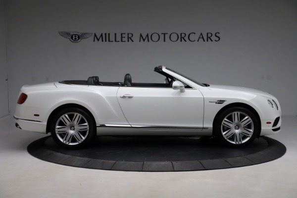 Used 2016 Bentley Continental GT V8 for sale $149,900 at Bentley Greenwich in Greenwich CT 06830 9