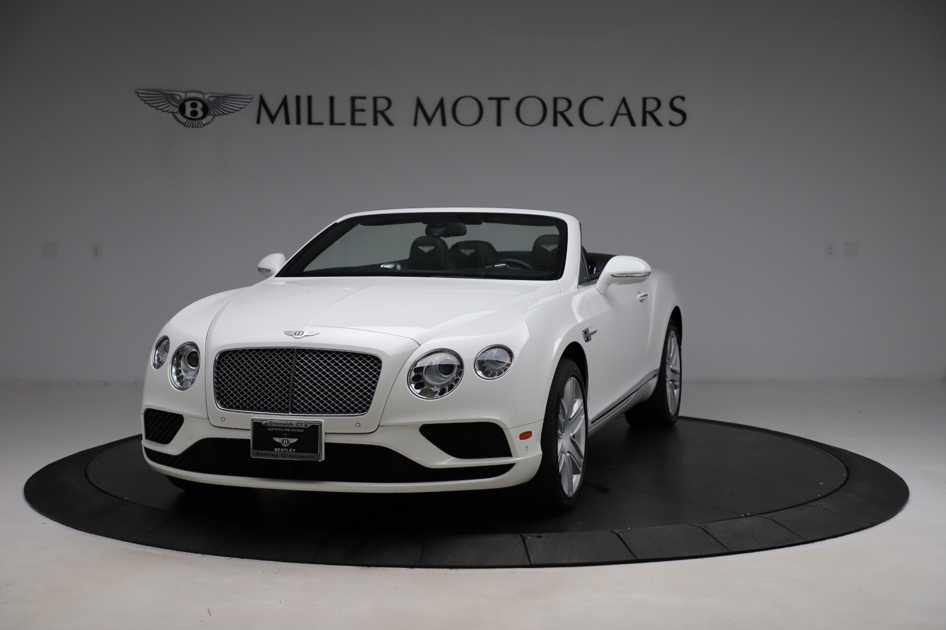 Used 2016 Bentley Continental GT V8 for sale $149,900 at Bentley Greenwich in Greenwich CT 06830 1