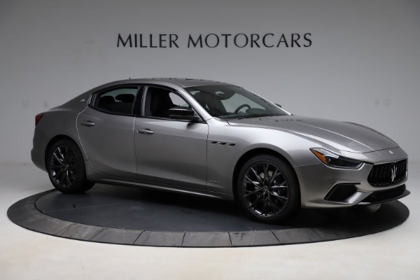 New 2021 Maserati Ghibli S Q4 GranSport for sale $98,125 at Bentley Greenwich in Greenwich CT 06830 10