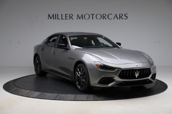New 2021 Maserati Ghibli S Q4 GranSport for sale $98,125 at Bentley Greenwich in Greenwich CT 06830 11
