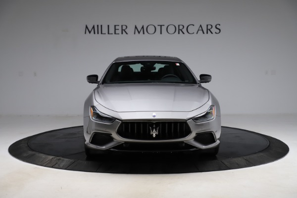 New 2021 Maserati Ghibli S Q4 GranSport for sale $98,125 at Bentley Greenwich in Greenwich CT 06830 12