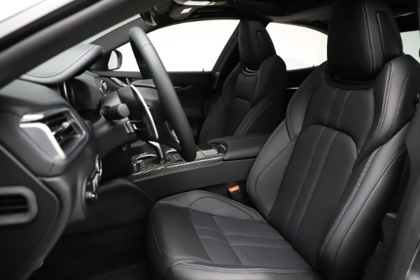 New 2021 Maserati Ghibli S Q4 GranSport for sale $98,125 at Bentley Greenwich in Greenwich CT 06830 15