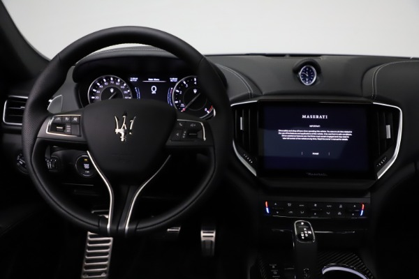New 2021 Maserati Ghibli S Q4 GranSport for sale $98,125 at Bentley Greenwich in Greenwich CT 06830 16