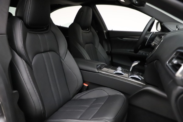 New 2021 Maserati Ghibli S Q4 GranSport for sale $98,125 at Bentley Greenwich in Greenwich CT 06830 24