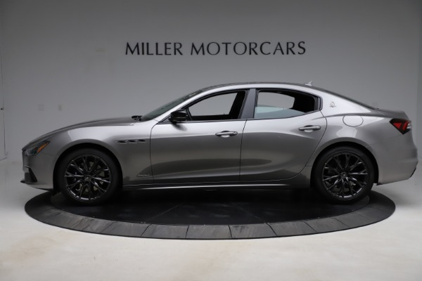 New 2021 Maserati Ghibli S Q4 GranSport for sale $98,125 at Bentley Greenwich in Greenwich CT 06830 3