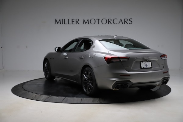 New 2021 Maserati Ghibli S Q4 GranSport for sale $98,125 at Bentley Greenwich in Greenwich CT 06830 5