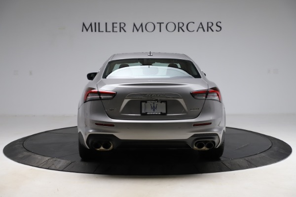 New 2021 Maserati Ghibli S Q4 GranSport for sale $98,125 at Bentley Greenwich in Greenwich CT 06830 6