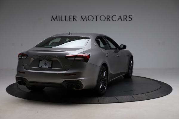 New 2021 Maserati Ghibli S Q4 GranSport for sale $98,125 at Bentley Greenwich in Greenwich CT 06830 7