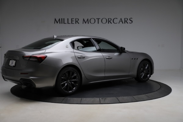 New 2021 Maserati Ghibli S Q4 GranSport for sale $98,125 at Bentley Greenwich in Greenwich CT 06830 8