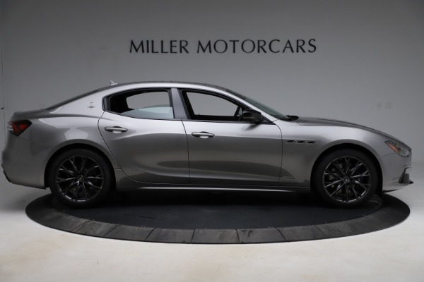 New 2021 Maserati Ghibli S Q4 GranSport for sale $98,125 at Bentley Greenwich in Greenwich CT 06830 9