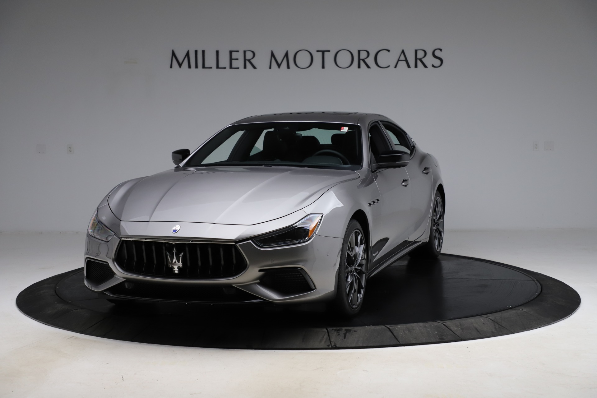 New 2021 Maserati Ghibli S Q4 GranSport for sale $98,125 at Bentley Greenwich in Greenwich CT 06830 1
