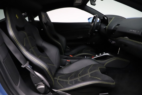 Used 2018 Ferrari 488 GTB for sale Sold at Bentley Greenwich in Greenwich CT 06830 18