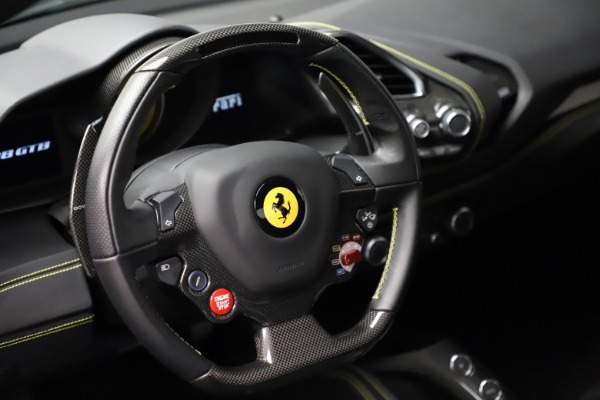 Used 2018 Ferrari 488 GTB for sale Sold at Bentley Greenwich in Greenwich CT 06830 20