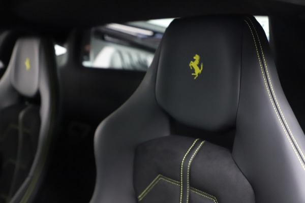Used 2018 Ferrari 488 GTB for sale Sold at Bentley Greenwich in Greenwich CT 06830 22
