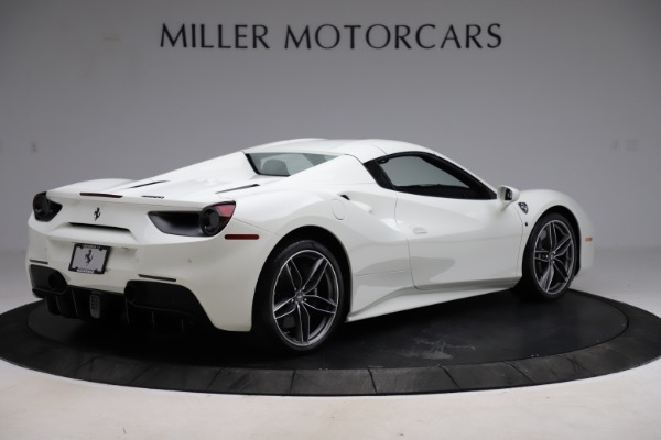 Used 2017 Ferrari 488 Spider for sale $284,900 at Bentley Greenwich in Greenwich CT 06830 15