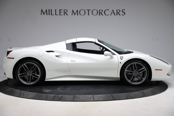 Used 2017 Ferrari 488 Spider for sale $284,900 at Bentley Greenwich in Greenwich CT 06830 16