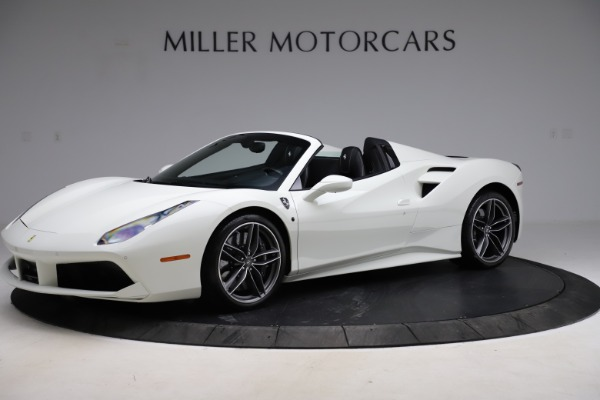 Used 2017 Ferrari 488 Spider for sale $284,900 at Bentley Greenwich in Greenwich CT 06830 2