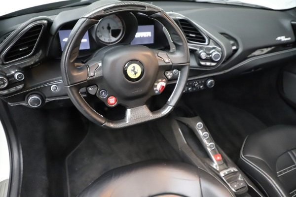 Used 2017 Ferrari 488 Spider for sale $284,900 at Bentley Greenwich in Greenwich CT 06830 24