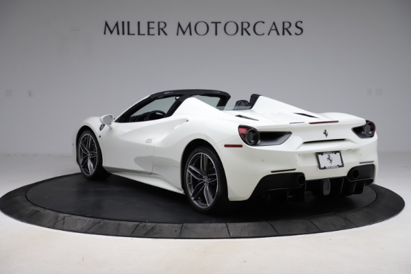 Used 2017 Ferrari 488 Spider for sale $284,900 at Bentley Greenwich in Greenwich CT 06830 5