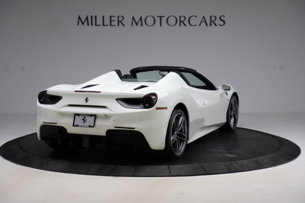 Used 2017 Ferrari 488 Spider for sale $284,900 at Bentley Greenwich in Greenwich CT 06830 7
