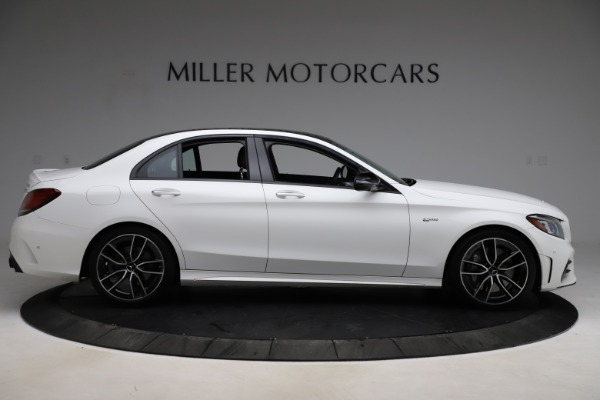 Used 2019 Mercedes-Benz C-Class AMG C 43 for sale $52,990 at Bentley Greenwich in Greenwich CT 06830 10