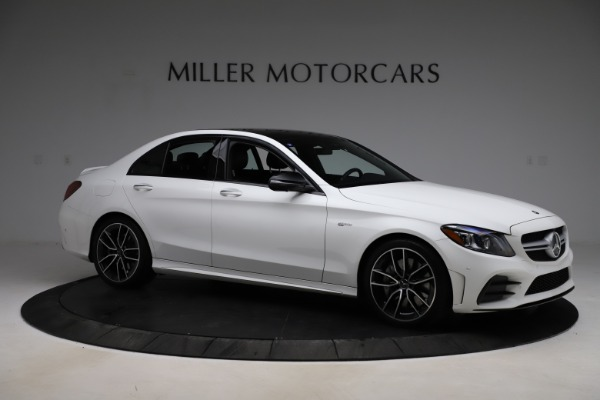 Used 2019 Mercedes-Benz C-Class AMG C 43 for sale $52,990 at Bentley Greenwich in Greenwich CT 06830 11