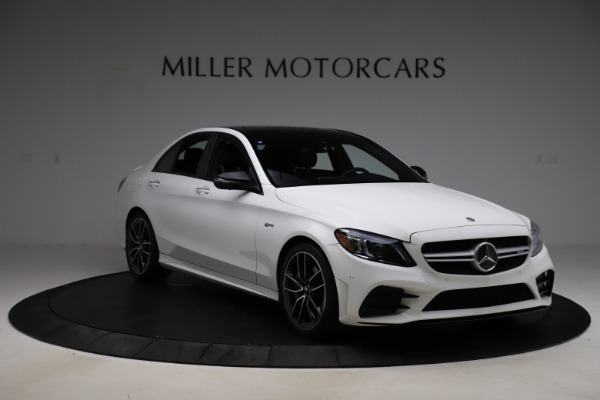 Used 2019 Mercedes-Benz C-Class AMG C 43 for sale $52,990 at Bentley Greenwich in Greenwich CT 06830 12