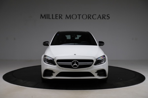Used 2019 Mercedes-Benz C-Class AMG C 43 for sale $52,990 at Bentley Greenwich in Greenwich CT 06830 13