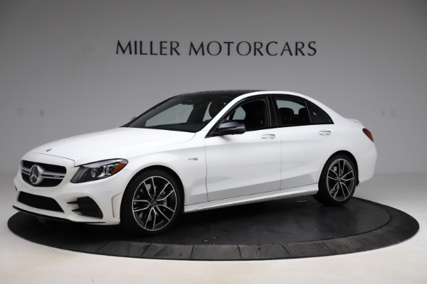 Used 2019 Mercedes-Benz C-Class AMG C 43 for sale $52,990 at Bentley Greenwich in Greenwich CT 06830 2