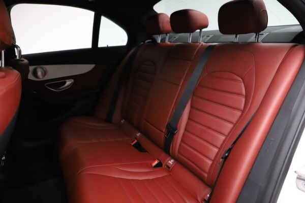 Used 2019 Mercedes-Benz C-Class AMG C 43 for sale $52,990 at Bentley Greenwich in Greenwich CT 06830 21