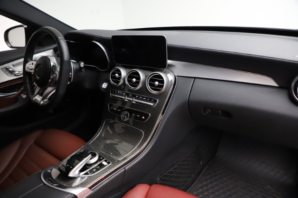 Used 2019 Mercedes-Benz C-Class AMG C 43 for sale $52,990 at Bentley Greenwich in Greenwich CT 06830 22