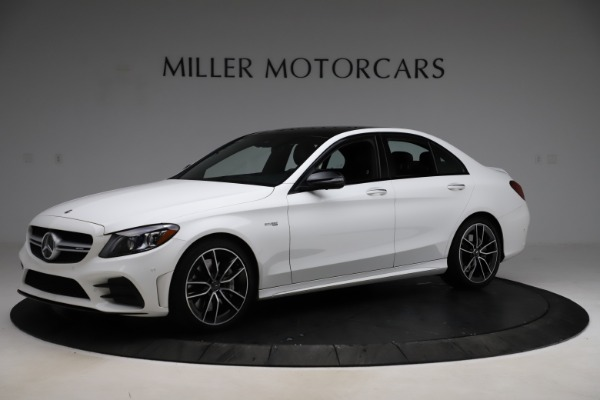 Used 2019 Mercedes-Benz C-Class AMG C 43 for sale $52,990 at Bentley Greenwich in Greenwich CT 06830 3