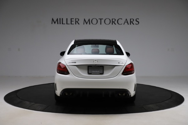 Used 2019 Mercedes-Benz C-Class AMG C 43 for sale $52,990 at Bentley Greenwich in Greenwich CT 06830 7
