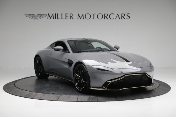 Used 2019 Aston Martin Vantage for sale $129,900 at Bentley Greenwich in Greenwich CT 06830 10