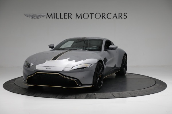 Used 2019 Aston Martin Vantage for sale $129,900 at Bentley Greenwich in Greenwich CT 06830 12