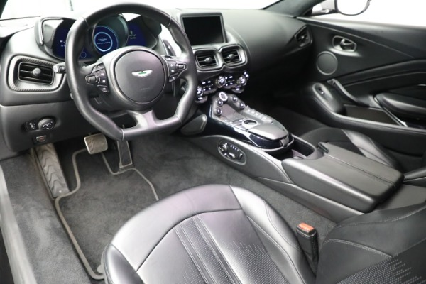 Used 2019 Aston Martin Vantage for sale $129,900 at Bentley Greenwich in Greenwich CT 06830 13