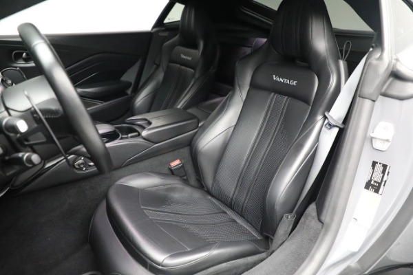 Used 2019 Aston Martin Vantage Coupe for sale $129,900 at Bentley Greenwich in Greenwich CT 06830 15