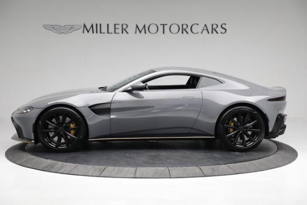 Used 2019 Aston Martin Vantage for sale $127,900 at Bentley Greenwich in Greenwich CT 06830 2