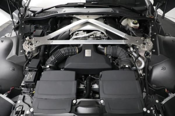 Used 2019 Aston Martin Vantage for sale $129,900 at Bentley Greenwich in Greenwich CT 06830 20