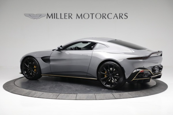 Used 2019 Aston Martin Vantage for sale $127,900 at Bentley Greenwich in Greenwich CT 06830 3