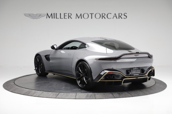 Used 2019 Aston Martin Vantage for sale $129,900 at Bentley Greenwich in Greenwich CT 06830 4