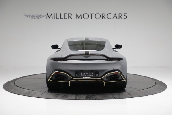 Used 2019 Aston Martin Vantage Coupe for sale $129,900 at Bentley Greenwich in Greenwich CT 06830 5