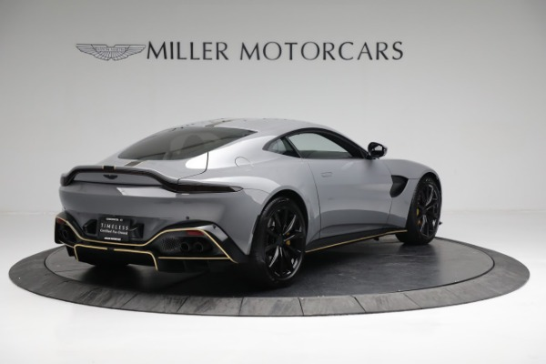 Used 2019 Aston Martin Vantage for sale $129,900 at Bentley Greenwich in Greenwich CT 06830 6
