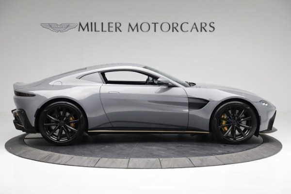 Used 2019 Aston Martin Vantage Coupe for sale $129,900 at Bentley Greenwich in Greenwich CT 06830 8