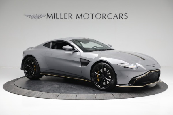 Used 2019 Aston Martin Vantage Coupe for sale $129,900 at Bentley Greenwich in Greenwich CT 06830 9