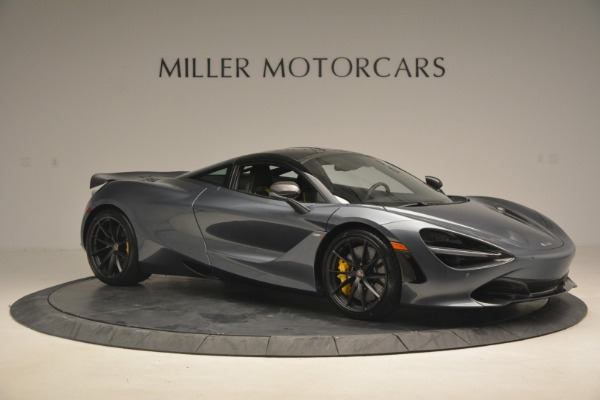 Used 2018 McLaren 720S Performance for sale $234,900 at Bentley Greenwich in Greenwich CT 06830 10