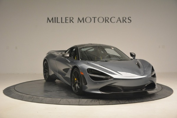 Used 2018 McLaren 720S Performance for sale $234,900 at Bentley Greenwich in Greenwich CT 06830 11