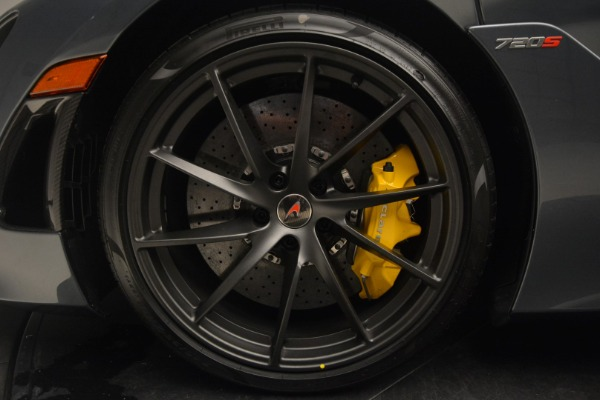 Used 2018 McLaren 720S Performance for sale $234,900 at Bentley Greenwich in Greenwich CT 06830 16