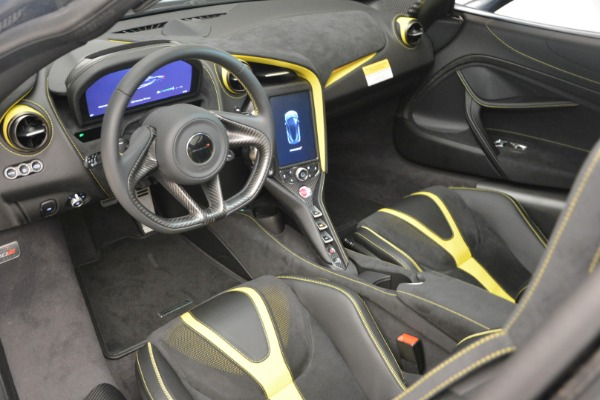 Used 2018 McLaren 720S Performance for sale $234,900 at Bentley Greenwich in Greenwich CT 06830 18